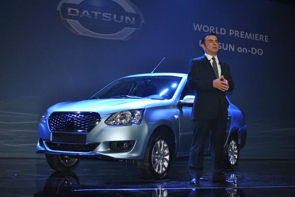 Открытие первого официального дилерского центра Datsun вНижнем Новгороде