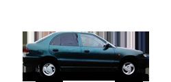 Hyundai Verna хэтчбек 1999-2005