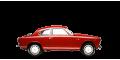 Alfa Romeo Giulietta Berlina - лого