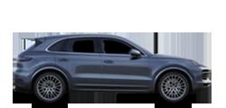 Porsche Cayenne полноразмерный кроссовер 2017-2021 новый кузов комплектации и цены