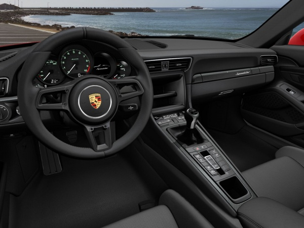 Porsche 911 Speedster фото
