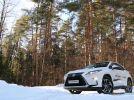 Lexus RX: Только выигрывать - фотография 35