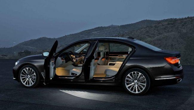 БМВ приостанавливает выпуск седана БМВ 7-Series