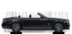 Rolls-Royce Dawn Black Badge 1970-2021 новый кузов комплектации и цены