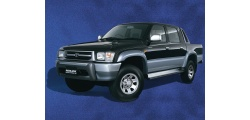 Toyota Hilux Double Cab 1997-2001