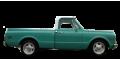 Chevrolet C/K  - лого