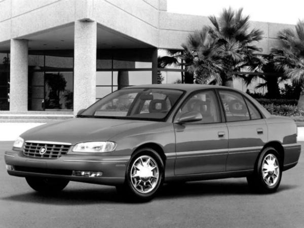 Cadillac LSE фото