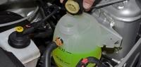 Как промыть систему охлаждения авто за 15 рублей?