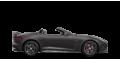 Jaguar F-Type SVR  - лого