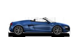 Audi R8 родстер 2007-2012