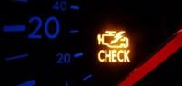 Что проверить в первую очередь, когда горит Check Engine
