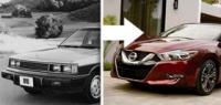 Как менялись автомобили известных брендов