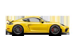 Porsche 718 Cayman GT4 2016-2021 новый кузов комплектации и цены