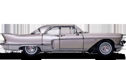 Cadillac Eldorado Brougham 1957-1958